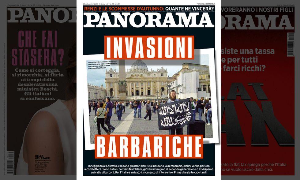 """Panorama: Le """"Invasioni Barbariche"""""""