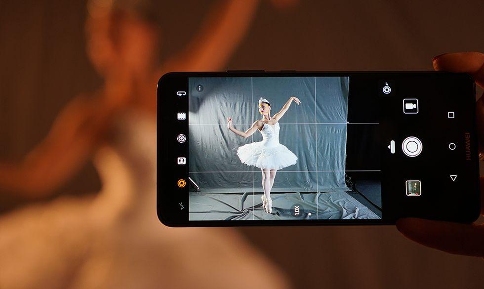 Huawei Mate 10 Pro sample fotocamera