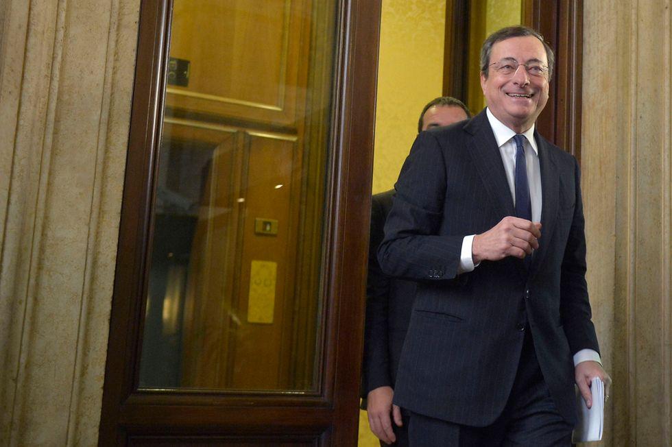 La Bce taglia i tassi allo 0,05% e le Borse sorridono