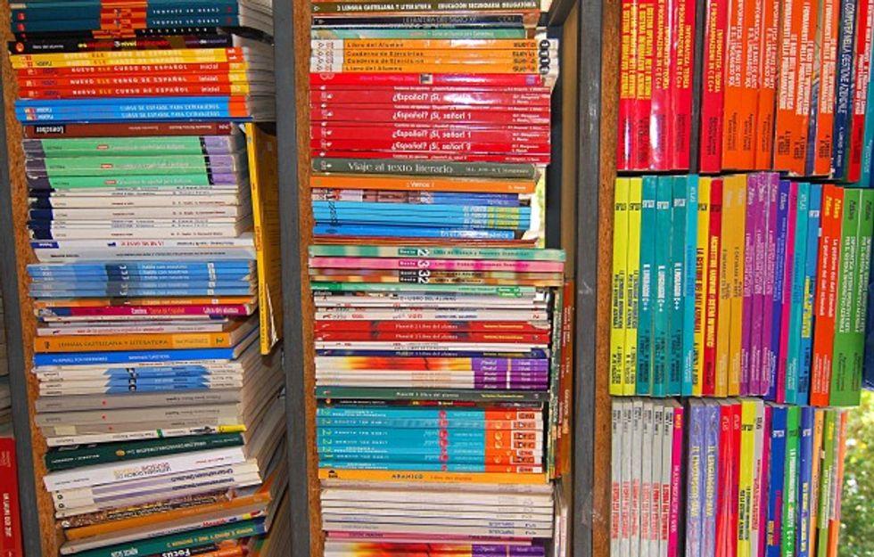 Libri scolastici, sempre pochi gli aiuti del governo