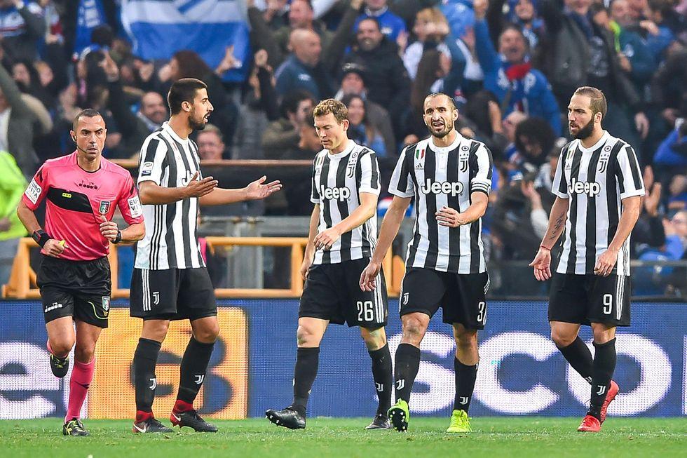 Juventus numeri difesa gol subiti Allegri