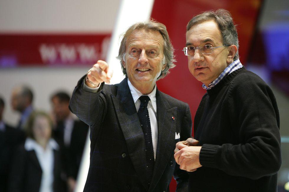 Perché Montezemolo ha lasciato la Ferrari