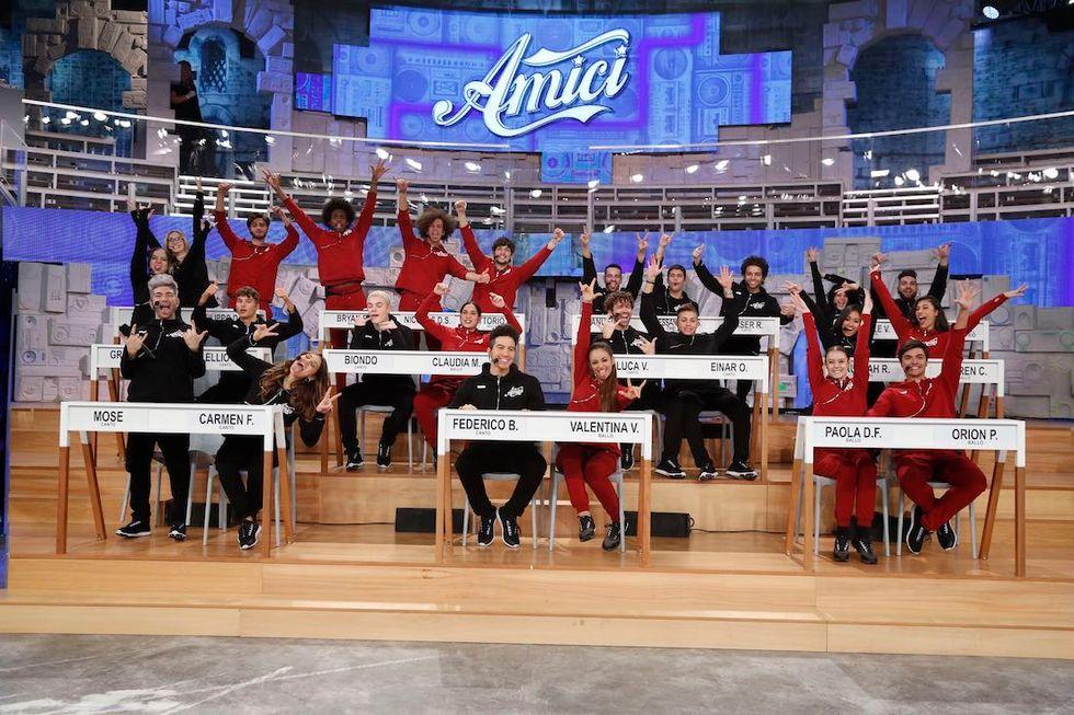 CLASSE AMICI 17