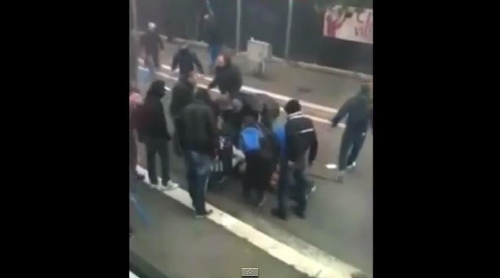 Video-choc: così è stato ucciso Ciro Esposito