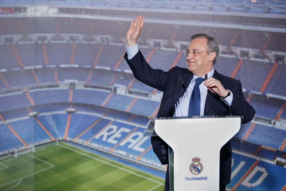 Il bilancio da sogno del Real: 603 milioni di euro