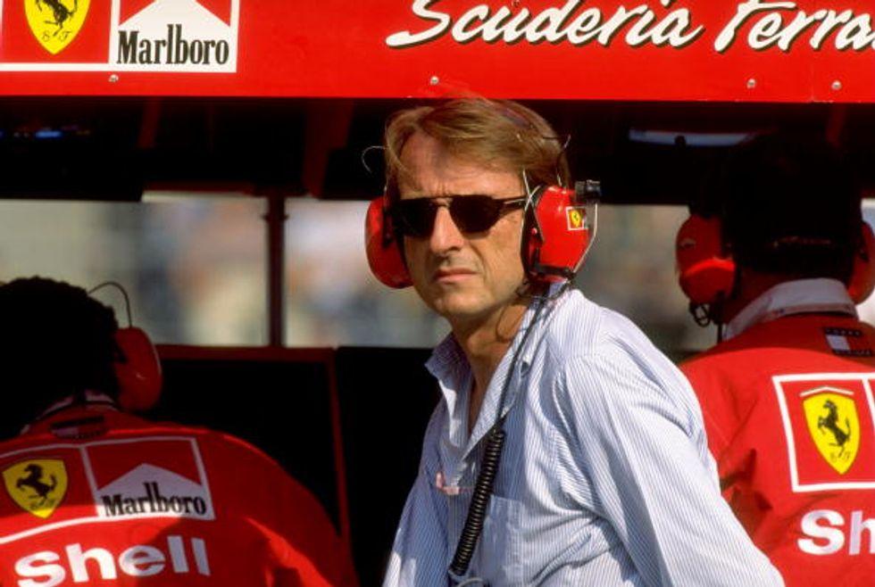 Montezemolo e la Ferrari: i numeri
