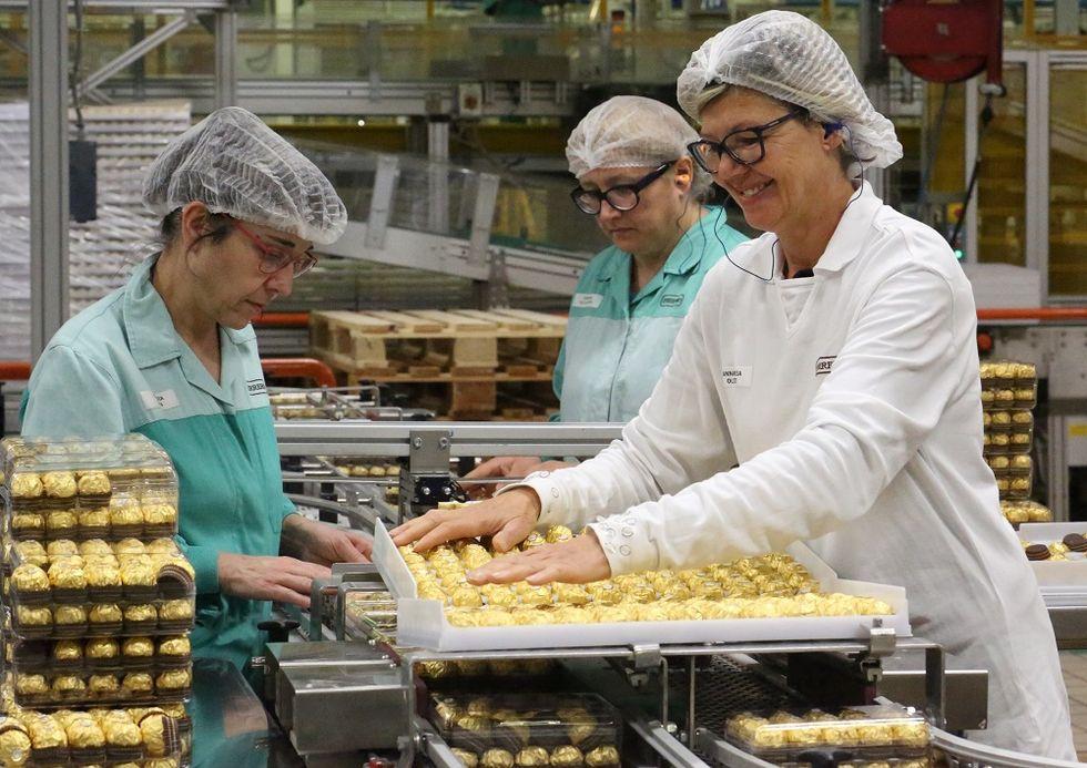 Tutti i segreti della Ferrero, l'azienda dove si lavora meglio in Italia