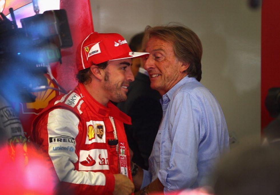 La lettera d'addio di Montezemolo alla Ferrari