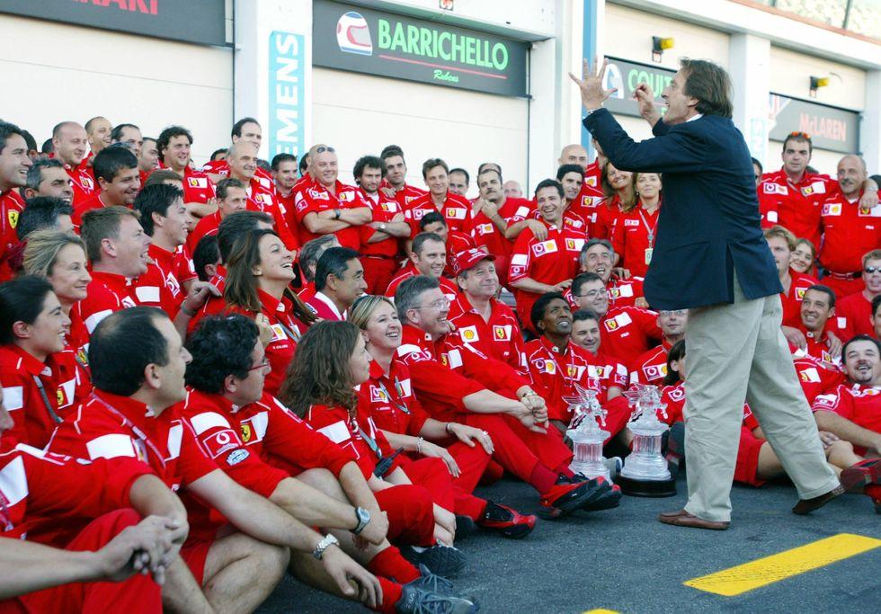 Ferrari: Montezemolo lascia, arriva Marchionne