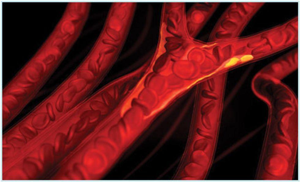 Stampa 3D oltre i confini: ecco i vasi sanguigni