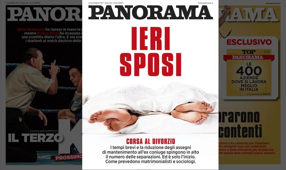 cover Panorama n. 49/2017