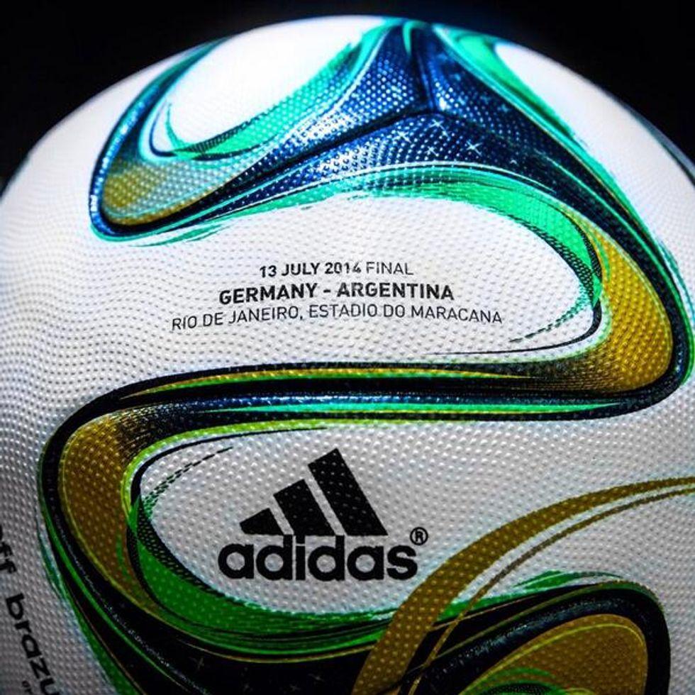 Mondiali 2014, il vincitore si chiama Adidas