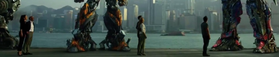 Transformers 4: il capitale cinese