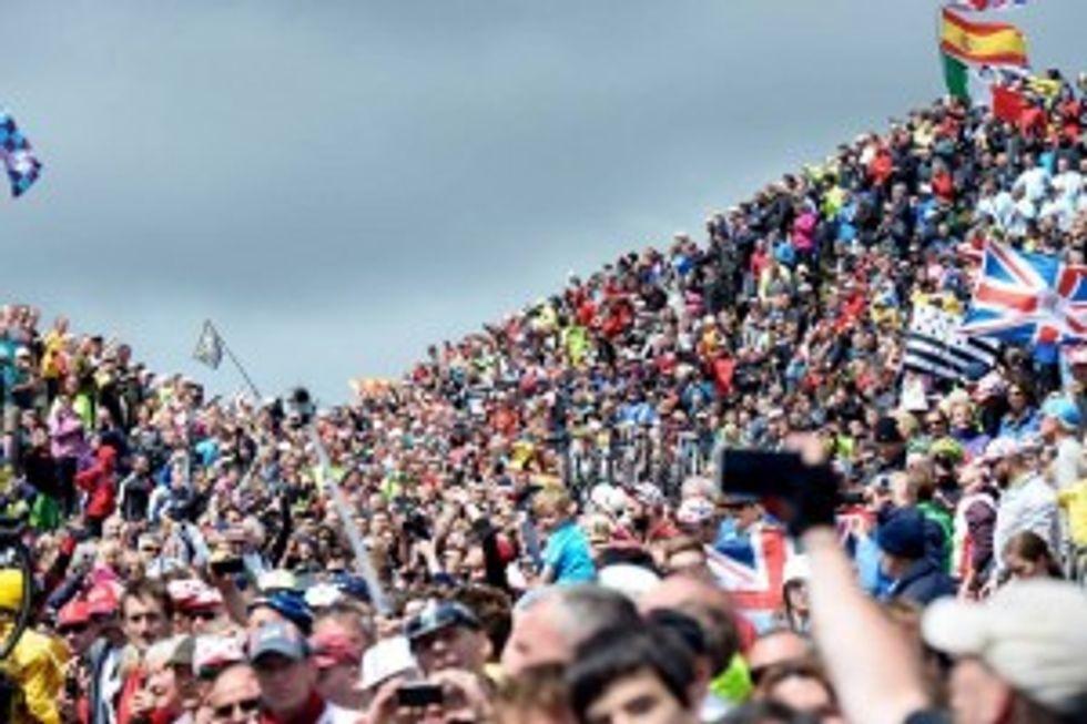 Tour de France: a Londra rivivo le emozioni olimpiche