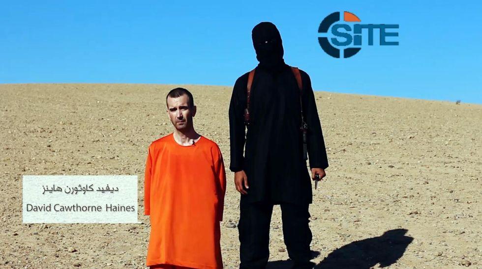 Isis decapita David Haines