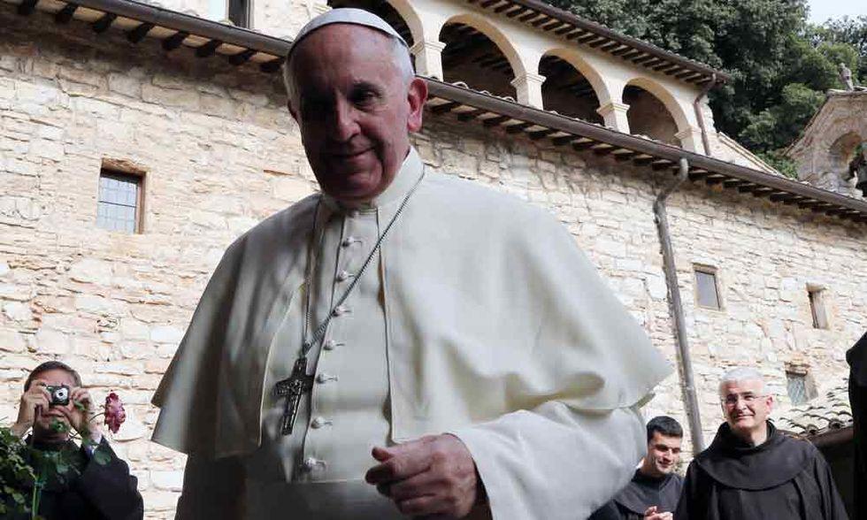 E Bergoglio sfata anche l'ultimo tabù sulla donna tentatrice