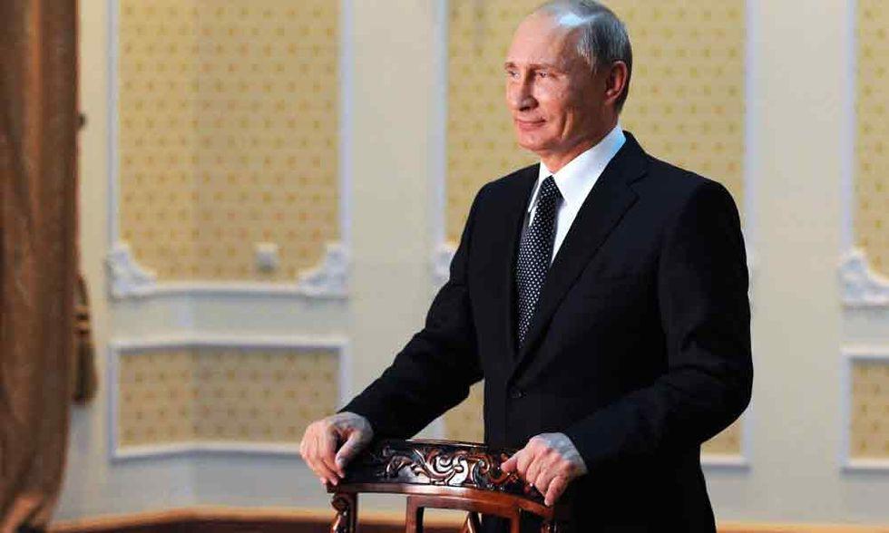 L'Ucraina e il tentativo americano di deporre Putin