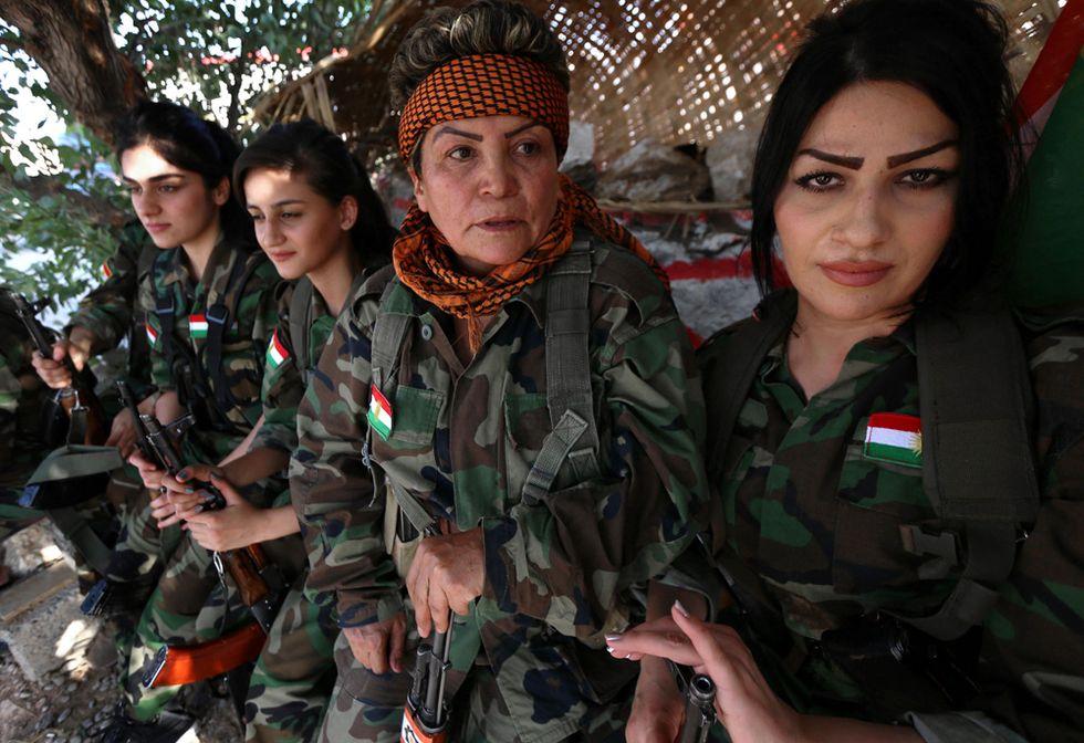 Siria: l'offensiva curda contro ISIS