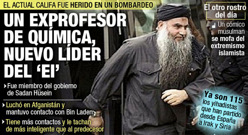L'Isis nomina il successore di Al Baghdadi