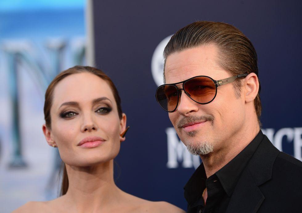 Le lune (di miele) diverse di Angelina Jolie ed Elisabetta Canalis