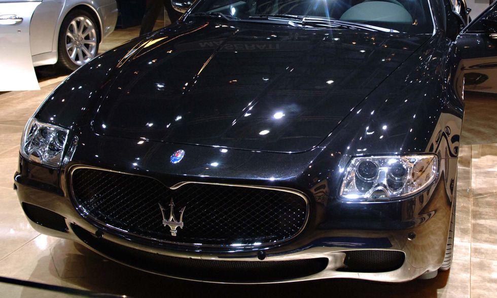 Perché Marchionne punta sulla Maserati