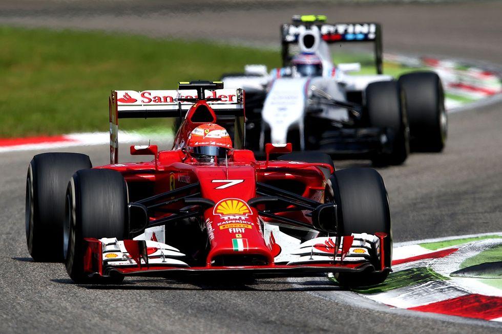 F1: comunicazioni in pista, passo e chiudo