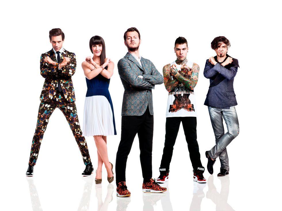 "X Factor 8, la seconda puntata: Emma, Lorenzo e ""Bohemian Rhapsody"""