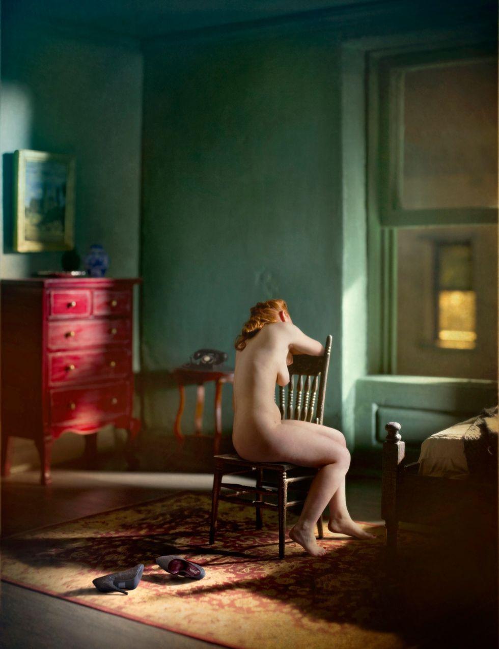 Hopperiana, la fotografia ispirata da Edward Hopper