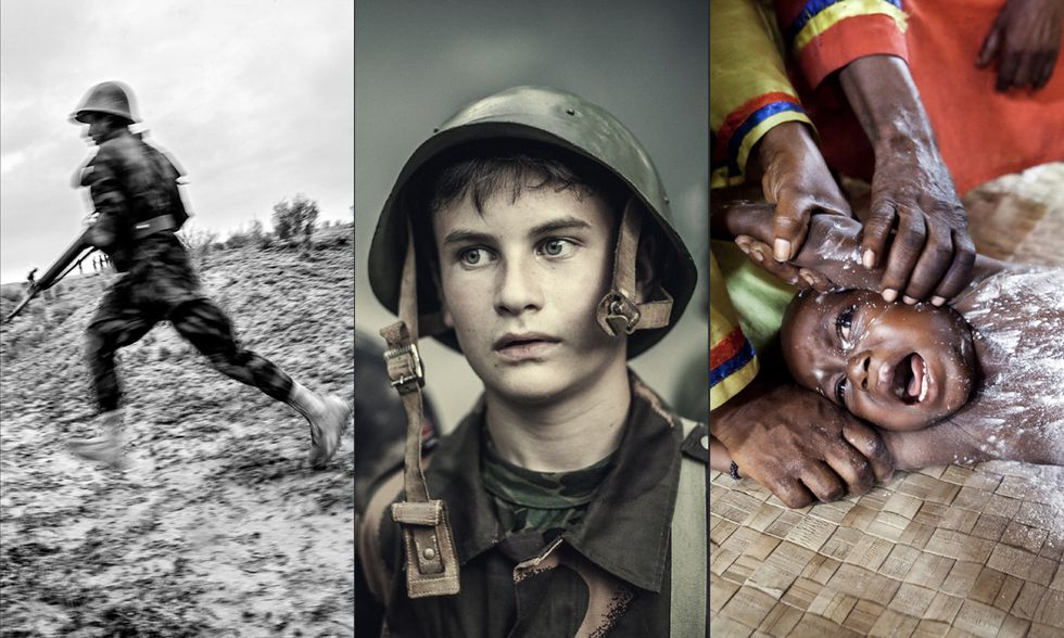 World.Report Award 2014: le foto dei vincitori
