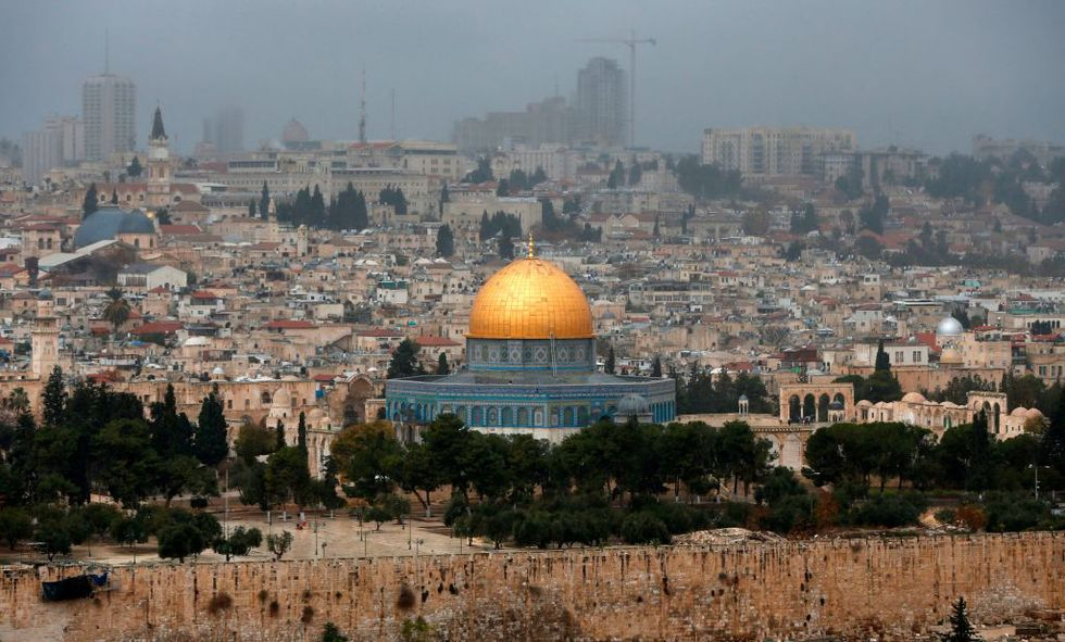 Gerusalemme: storia della città contesa