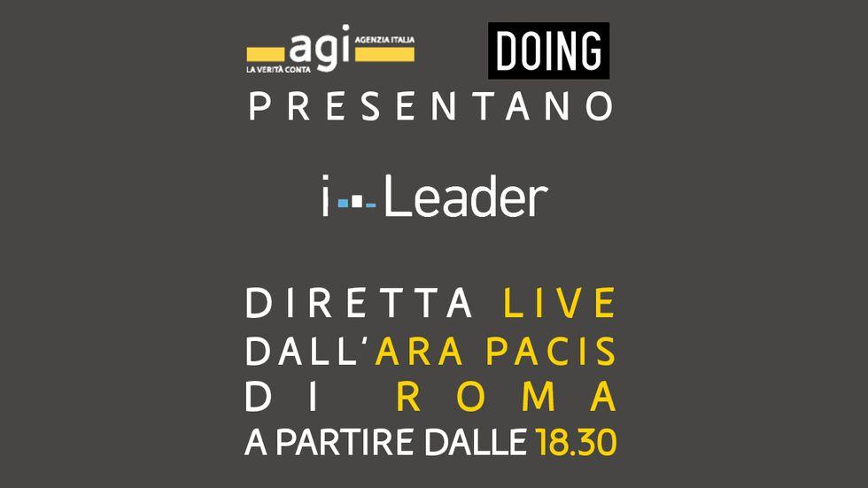 I leader diretta streaming