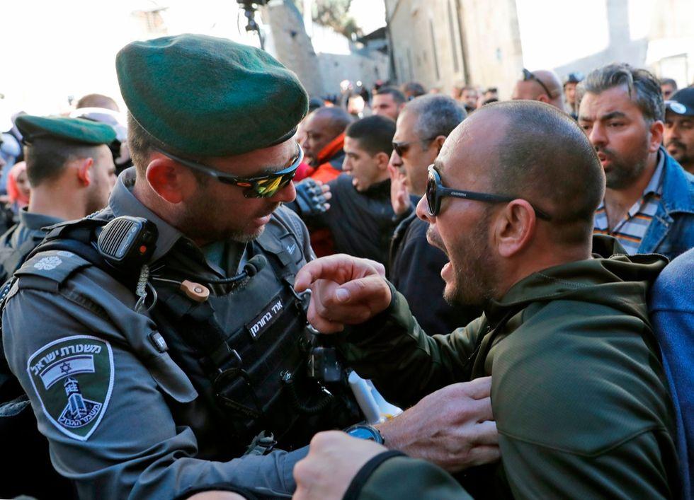 gerusalemme israele palestina