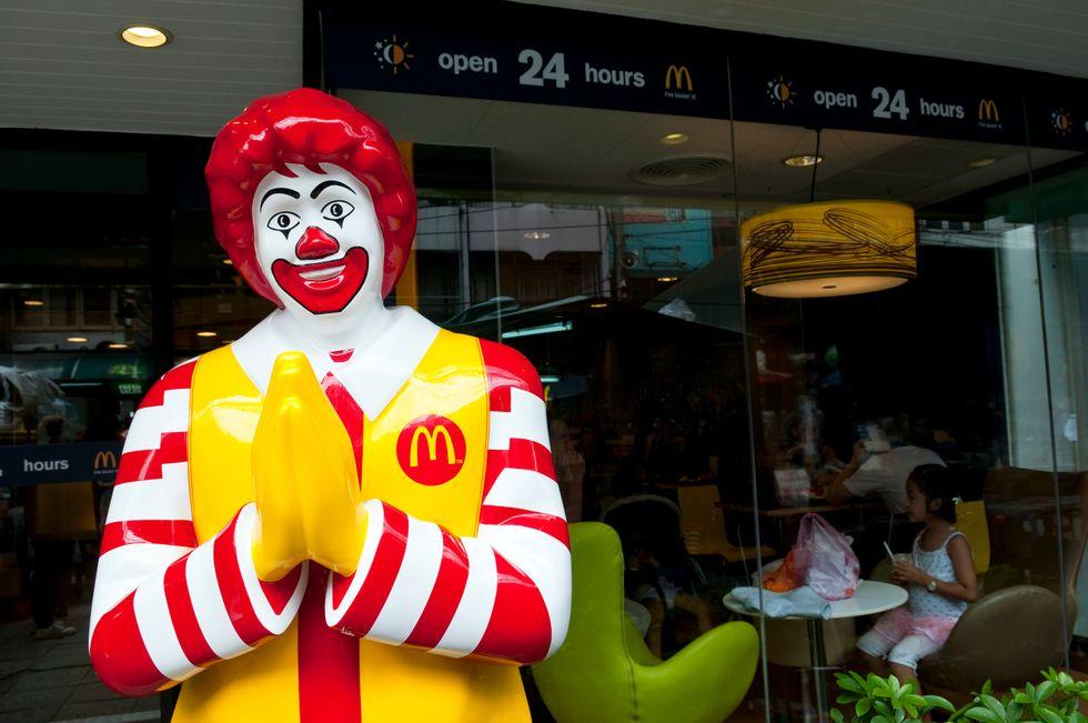 Chi ha paura di McDonald's? Controinchiesta sulla multinazionale del fast food