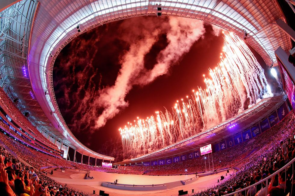 I Giochi asiatici e altre foto del giorno, 19.09.2014