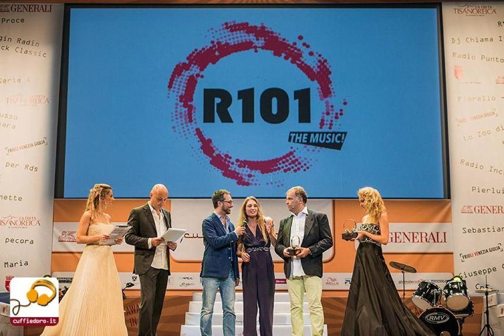 Cuffie d'oro Radio Awards 2014: la serata conclusiva