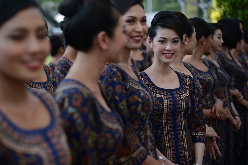 Formula 1, le Grid Girls del Gp di Singapore (con una special guest)