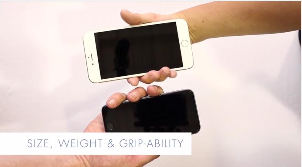 iPhone 6 e iPhone 6 Plus: prova resistenza caduta e all'acqua