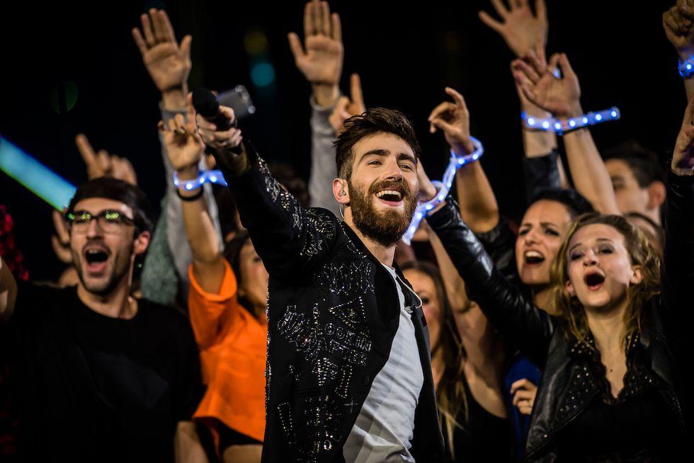 Lorenzo Licitra X Factor 11