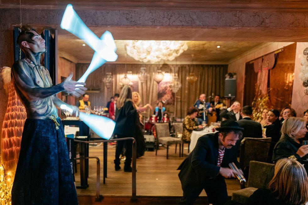 Sparkling December: evento a Venezia per la Fibrosi Cistica