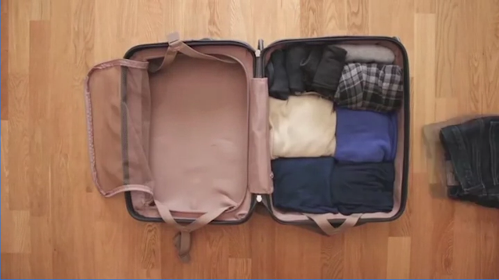 come preparare una valigia vacanze