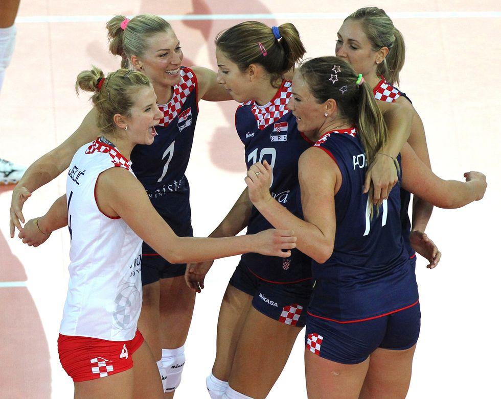 Mondiali di volley femminile, le atlete più sexy