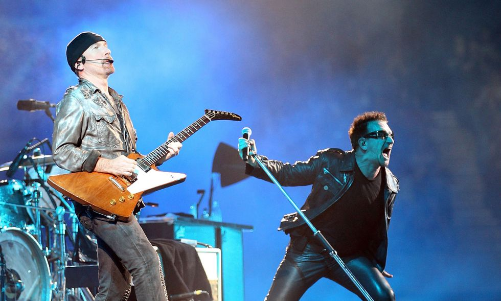 U2: aggiunta una seconda data a Roma il 16 luglio 2017