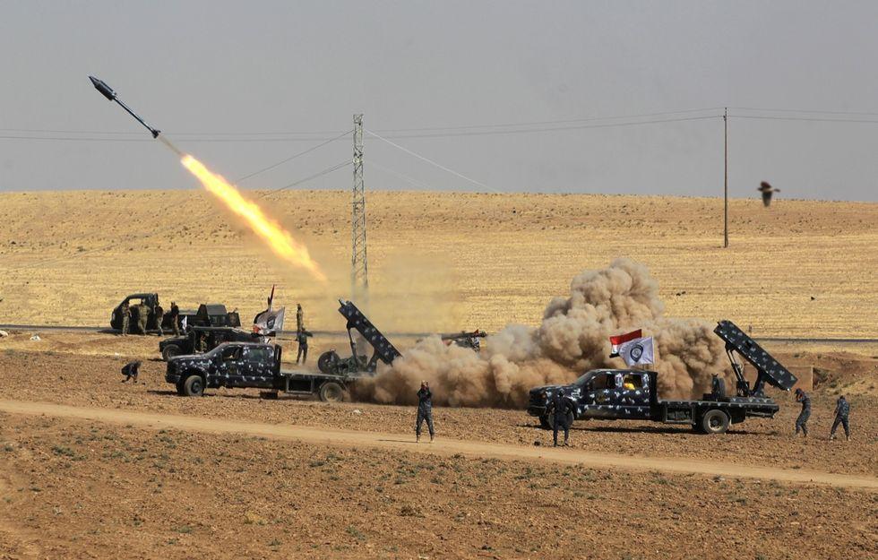 iraq guerra curdi
