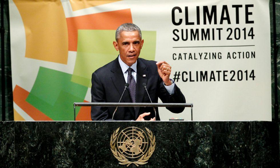 La sfida di 15 stati a Barack Obama