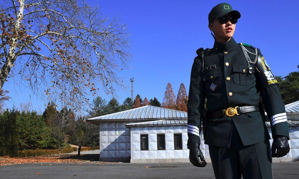 Soldato sudcoreano