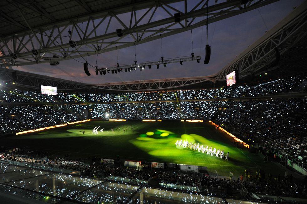 Contro l'Inghilterra allo Stadium: Conte torna a casa Juve