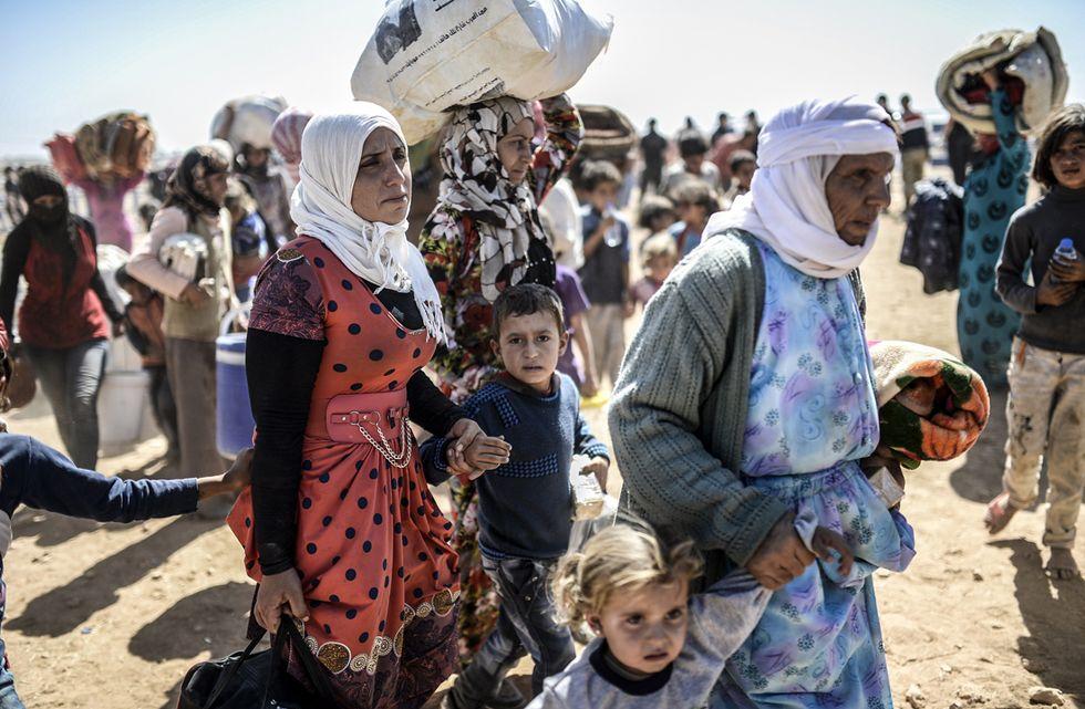 Siria: la suora italiana sfuggita al sequestro