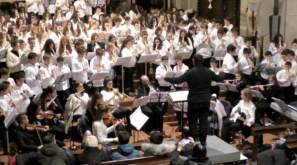 Trezzo sull'Adda: il Concerto di Natale per la scuola terremotata