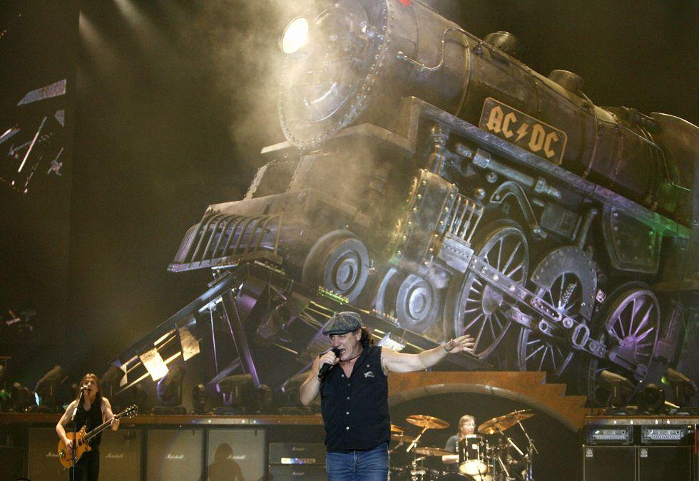 """""""Rock or bust"""" è il nuovo album degli Ac/Dc"""