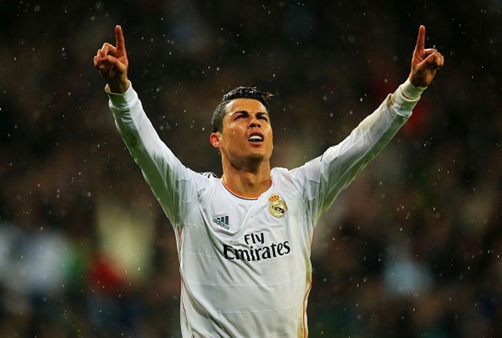 Cristiano Ronaldo eguaglia Di Stefano, 22 triplette in Liga